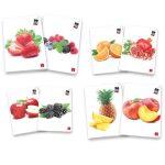 PIGNA Fruits füzet A/4 32 lapos