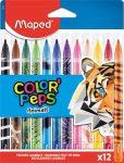 MAPED Color'Peps 12db / 18db / 24db mosható filctoll