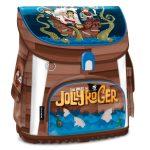 Ars Una kompakt easy mágneszáras iskolatáska Jolly Roger