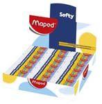 Radír MAPED Mini Softy