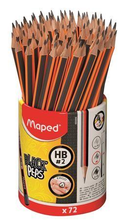 Grafitceruza MAPED Black'peps