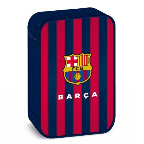 ARS UNA többszintes tolltartó Barcelona, Real Madrid, Manchester United
