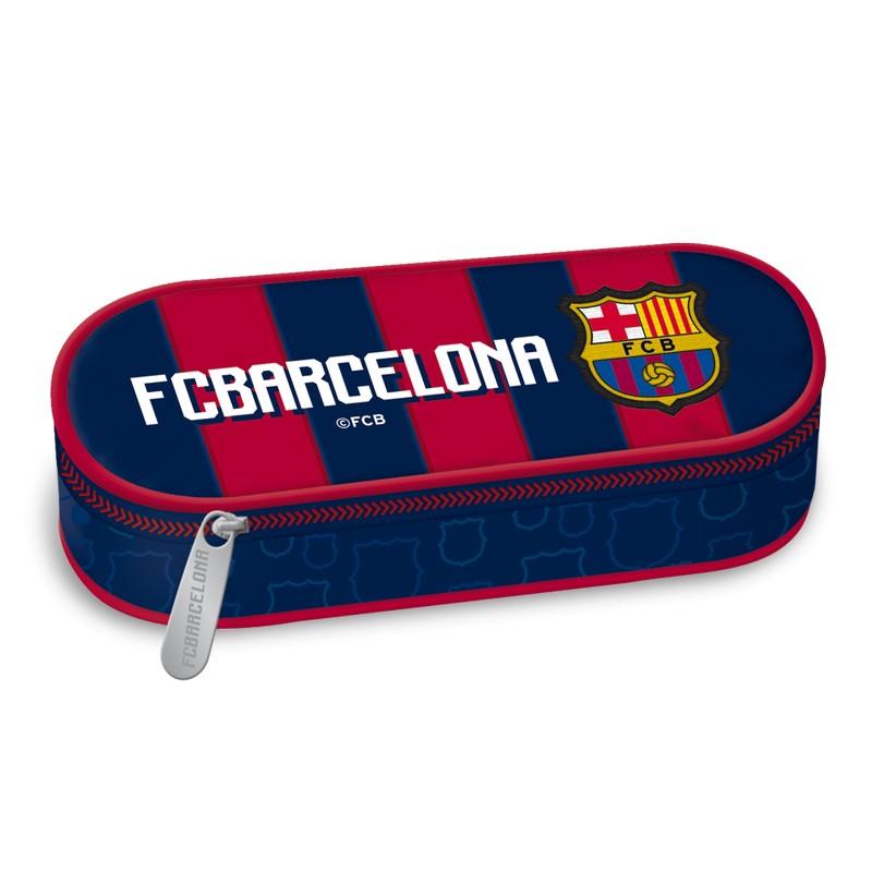 ARS UNA ovális tolltartó Barcelona, Brasil, Manchester United, Real Madrid